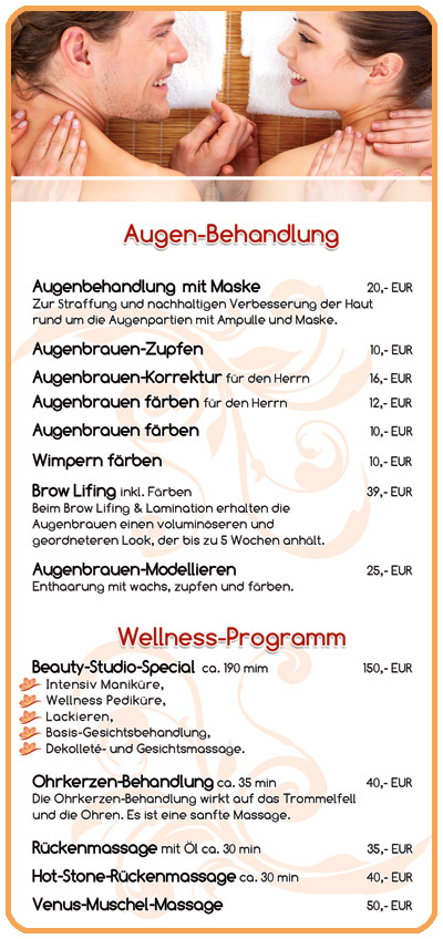 Wellness-Massage