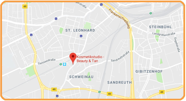 Kosmetikstudio Beauty - Tan Nürnberg